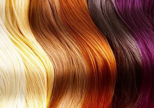 با این رنگ موهای طبیعی موهایتان را مسی و بلوند کنید!!
