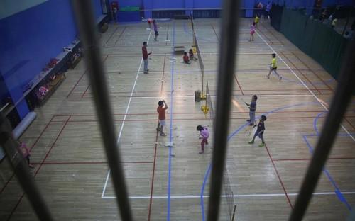 تعلیمات سخت کودکان چینی برای المپیک (عکس)