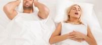راه درمان برای خروپف کردن در دوران بارداری