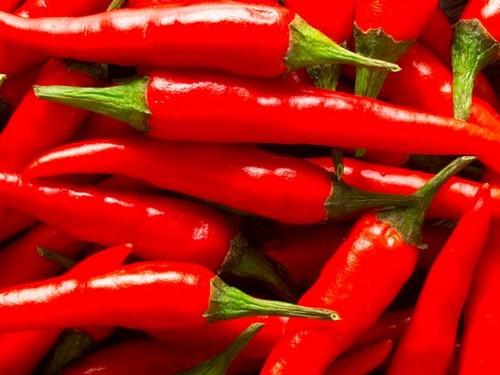 از خاصیت غذاهای تند چه می دانید؟