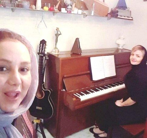 خوانندگی بهنوش بختیاری در این کنسرت (عکس)