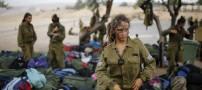 خدمت سربازی باورنکردنی دختران در اسرائیل (عکس)
