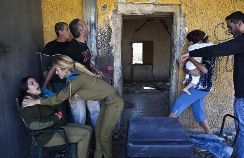 خدمت سربازی باورنکردنی دختران در اسرائیل (عکس)  خدمت سربازی باورنکردنی دختران در اسرائیل (عکس) 47 9