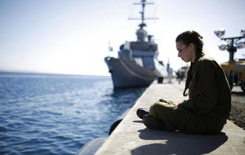 خدمت سربازی باورنکردنی دختران در اسرائیل (عکس)  خدمت سربازی باورنکردنی دختران در اسرائیل (عکس) 51 8