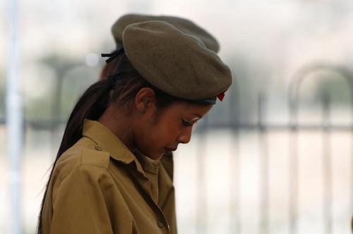 خدمت سربازی باورنکردنی دختران در اسرائیل (عکس)  خدمت سربازی باورنکردنی دختران در اسرائیل (عکس) 52 6