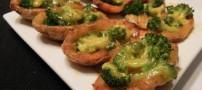 طرز تهیه اسنک گیاهی خوشمزه و جدید