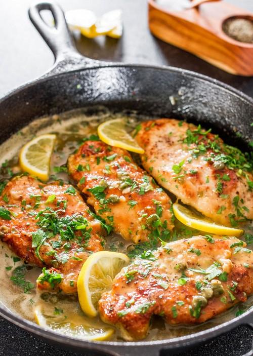 نحوه ی درست کردن مرغ و سالسای سبز  نحوه ی درست کردن مرغ و سالسای سبز 58