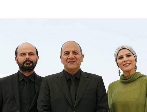 تیپ دولتشاهی در کن همراه با واکنش هومن سیدی (عکس)