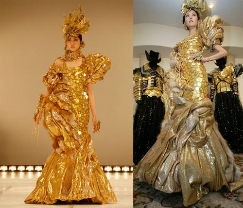 گران قیمت ترین لباس های جهان را مشاهده کنید (عکس)