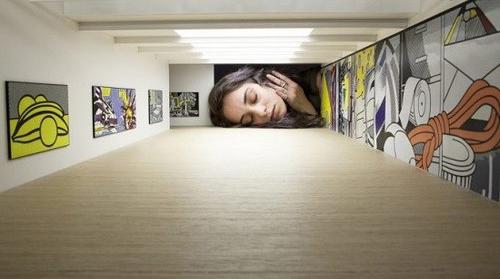 اگر شما هم دیوانه هنر هستید این گالری را ببینید (عکس)