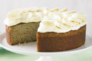 راز درست کردن یک کیک موز