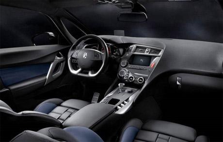 هنر و خلاقیت در اتومبیل DS5 ببینید (عکس)