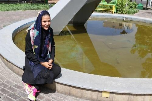 دختری که با تلاش خود ستاره شد (عکس)  دختری که با تلاش خود ستاره شد (عکس) 146539057312729 irannaz com