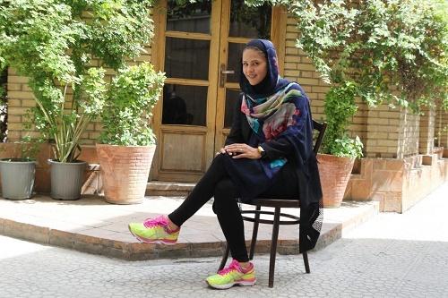 دختری که با تلاش خود ستاره شد (عکس)  دختری که با تلاش خود ستاره شد (عکس) 146539057728157 irannaz com