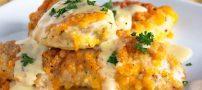 چگونه غذایی با مرغ و پنیر درست کنیم؟