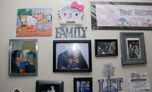 عکس های دیدنی از همسر و خانه عمر متین