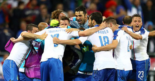 عکس های منتخب و زیبا از جام ملتهای اروپا