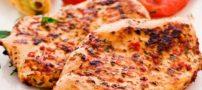 طرز تهیه استیک مرغ فوری خوشمزه