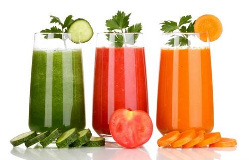با نوشیدن این آب سبزی چاق شوید !!