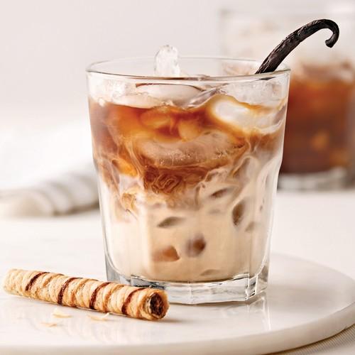 طرز تهیه کافه گلاسه خوشمزه