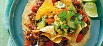 چگونه یک املت مکزیکی خوشمزه درست کنیم؟