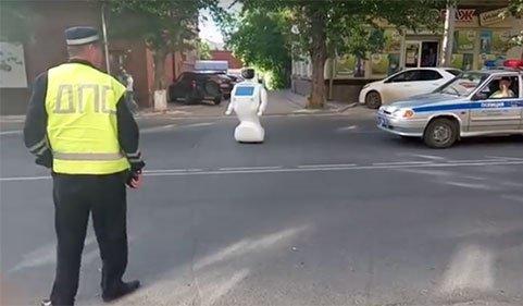 فرار این ربات از آزمایشگاه جنجال به پا کرد (عکس)