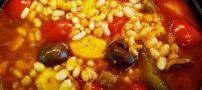 راز پخت آبگوشت لپه و لیمو عمانی