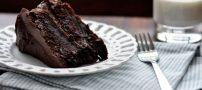 نحوه ی درست کردن کیک اسفنجی شکلاتی