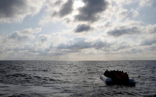 عکس های دیدنی از بزرگترین عملیات نجات در مدیترانه