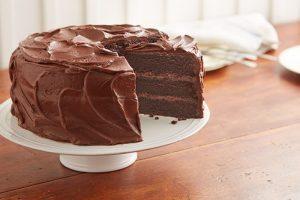 طرز تهیه کیک شکلاتی فوری