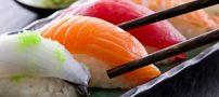آیا خوردن سوشی مضر می باشد؟