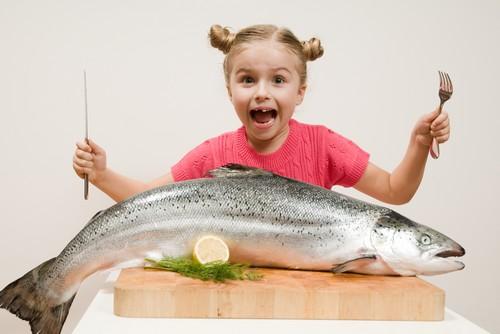 با خوردن ماهی از پیری پوست جلوگیری کنید!!