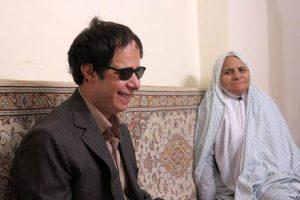 عکس باورنکردنی از بازیگر نابینای فیلم رنگ خدا
