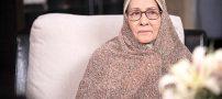 بستری شدن بازیگر ایرانی در سی سی یو (عکس)