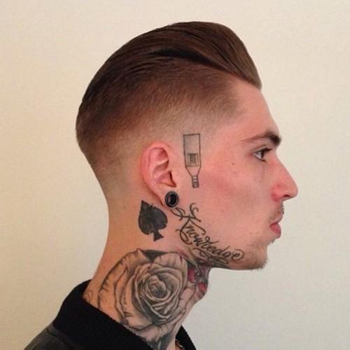 عکس هایی از جدیدترین مدل های موی مردانه