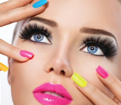 نکاتی درباره ی لوازم آرایش دختر خانم ها