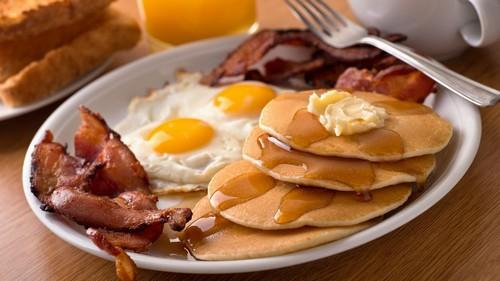 با خوردن این نوع صبحانه دیگر چاق نمی شوید!!