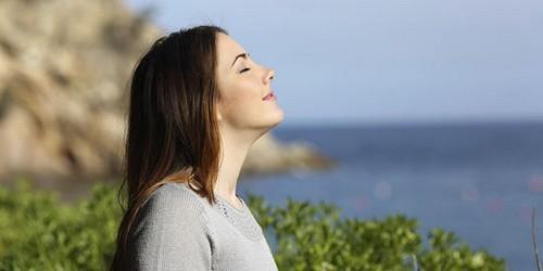 در موقع زایمان خوب نفس بکش