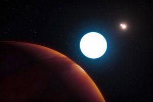 کشف یکی از بزرگترین سیاره در یک منظومه
