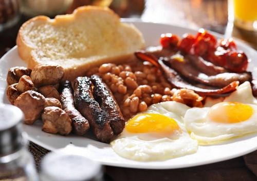 کنترل اشتها با مصرف صبحانه
