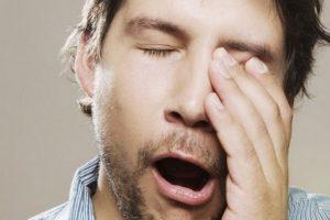 اثرات کمبود خواب بر بدن