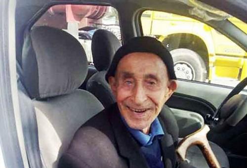پیرترین فرد جهان در ایران زندگی می کند (عکس)