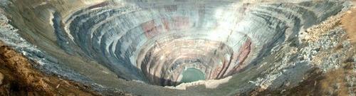 آشنایی با دومین گودال ساخته شده بزرگ در دنیا (عکس)