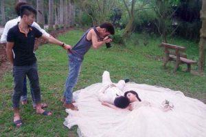 عکس های عروسی زیبا اینگونه گرفته میشود (تصاویر)