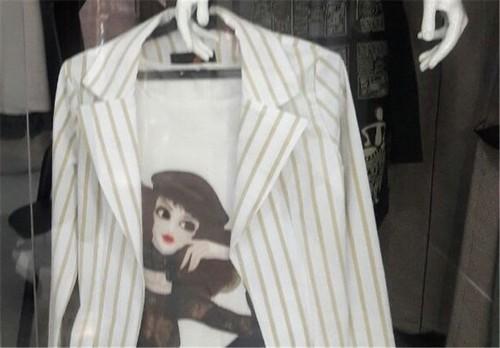 مدل مانتوهای عجیب و غریب در مغازه های ایران (عکس)