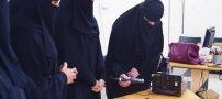 فروشگاه موبایل زنان در عربستان شما را شوکه میکند (عکس)