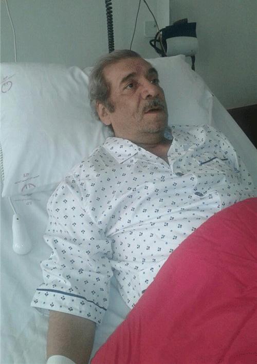 بازیگر معروف ایرانی در حال شیمی درمانی می باشد (عکس)