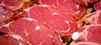 واکنش هایی که با خوردن گوشت قرمز در بدن ایجاد میشود