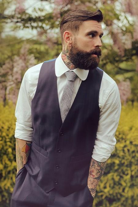 عکس هایی از مدل ریش و مو مردانه