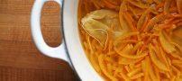 چگونه مربای پوست پرتقال درست کنیم؟